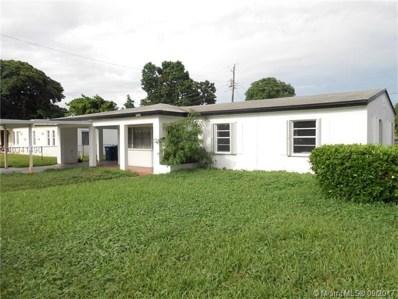 16041 NW 18th Pl, Miami Gardens, FL 33054 - MLS#: A10341490