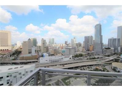 90 SW 3rd St UNIT 2405, Miami, FL 33130 - MLS#: A10341600