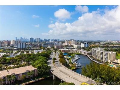 300 Three Islands Blvd UNIT 519, Hallandale, FL 33009 - MLS#: A10341788
