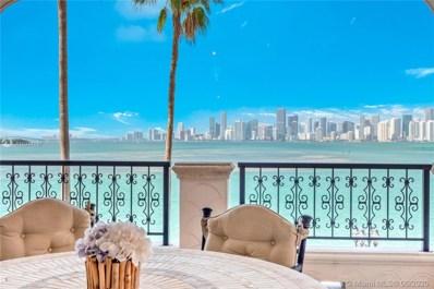 5235 Fisher Island Dr UNIT 5235, Miami Beach, FL 33109 - MLS#: A10341797