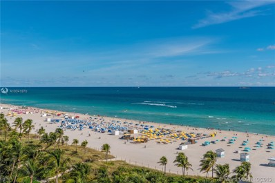 1455 Ocean Drive UNIT 1110, Miami Beach, FL 33139 - #: A10341970
