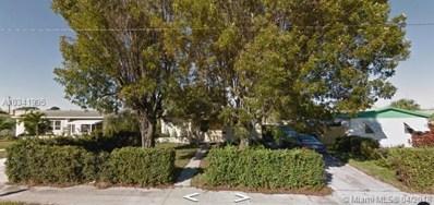 1609 Tropical Dr, Lake Worth, FL 33460 - MLS#: A10341995
