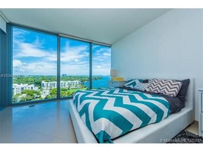 601 NE 36th St UNIT 1205, Miami, FL 33137 - MLS#: A10342087