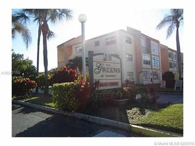 8810 W McNab Rd UNIT 107, Tamarac, FL 33321 - MLS#: A10342159