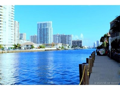 2602 E Hallandale Beach Blv UNIT R707, Hallandale, FL 33009 - MLS#: A10342304