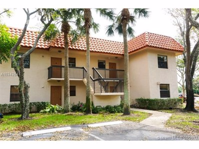 15710 E Waterside Cir UNIT 206, Sunrise, FL 33326 - MLS#: A10342641