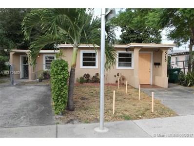 515 NW 81st St, Miami, FL 33150 - MLS#: A10342683
