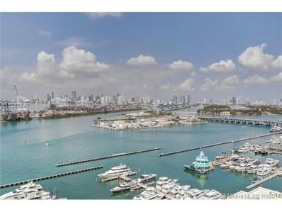 90 Alton Rd UNIT 2312, Miami Beach, FL 33139 - MLS#: A10342747