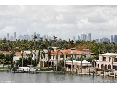 5700 Collins Ave UNIT 5J, Miami Beach, FL 33140 - MLS#: A10342995