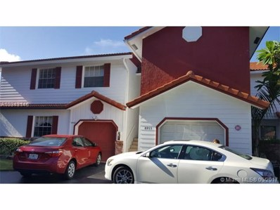 8955 NW 23rd St UNIT 8955, Coral Springs, FL 33065 - MLS#: A10343146