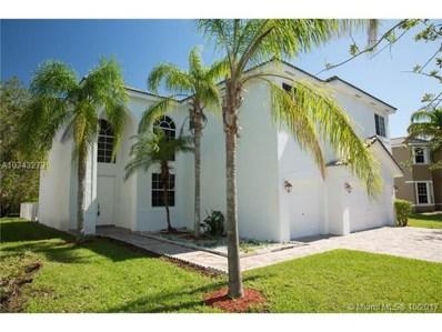 995 SW 159th Ln, Pembroke Pines, FL 33027 - MLS#: A10343273