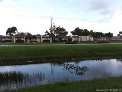 125 Lake Nancy Dr UNIT 144, West Palm Beach, FL 33411 - #: A10343632