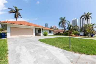 261 191st St, Sunny Isles Beach, FL 33160 - MLS#: A10344569