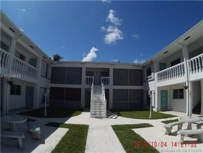1110 N 16th Ave UNIT 1D, Hollywood, FL 33020 - MLS#: A10344643