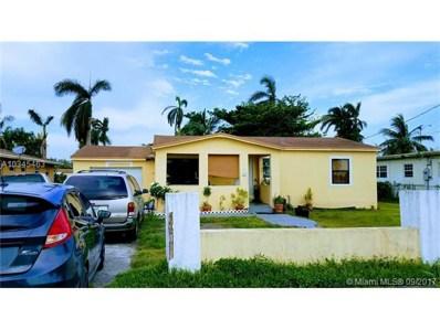9523 Little River Blvd, Miami, FL 33147 - MLS#: A10345463