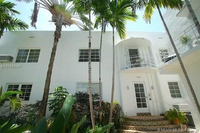 750 Espanola Way UNIT 4, Miami Beach, FL 33139 - MLS#: A10345680