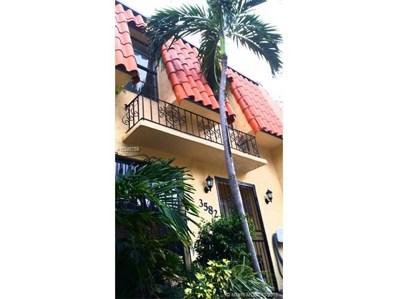 3582 NE 167th St UNIT 17, North Miami Beach, FL 33160 - MLS#: A10345789