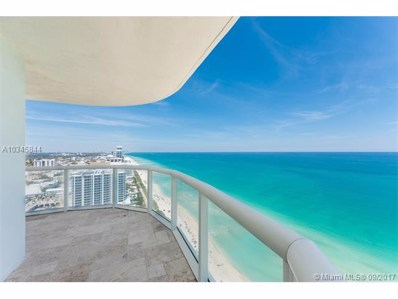 6365 Collins Ave UNIT 3201, Miami Beach, FL 33141 - MLS#: A10345844