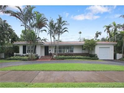 530 Miller Rd, Coral Gables, FL 33146 - MLS#: A10345916