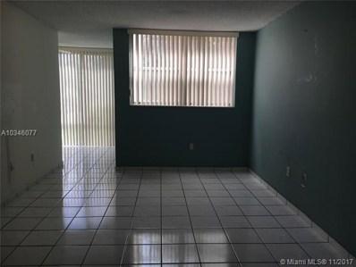 9411 SW 4th St UNIT 207, Miami, FL 33174 - MLS#: A10346077