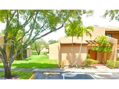9831 NW 13th St UNIT 163, Pembroke Pines, FL 33024 - MLS#: A10346078