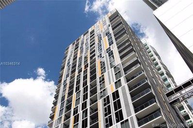 31 SE 6th St UNIT 1407, Miami, FL 33131 - MLS#: A10346314