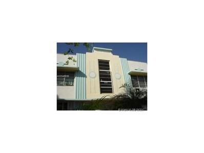 760 Jefferson Ave UNIT 15, Miami Beach, FL 33139 - MLS#: A10346636