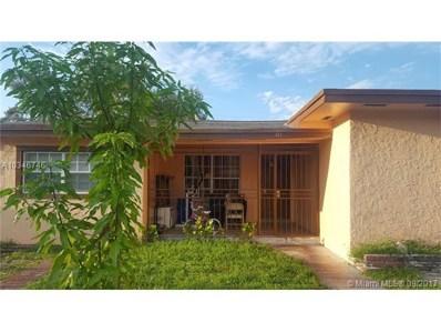 421 NE 160th Ter, Miami, FL 33162 - MLS#: A10346746