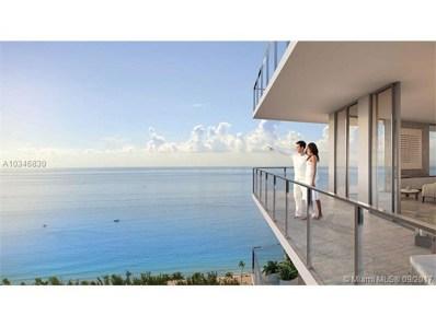 4111 S Ocean Dr UNIT 2205, Hollywood, FL 33019 - MLS#: A10346830