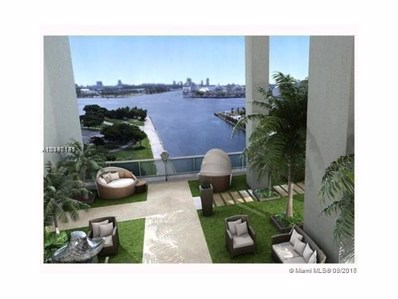 900 NE Biscayne Blvd UNIT 1704, Miami, FL 33132 - MLS#: A10347141