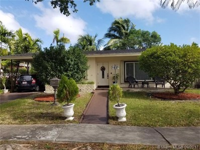 13855 NE 11th Ave, North Miami, FL 33161 - MLS#: A10347470