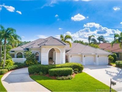 152 Dockside Cir, Weston, FL 33327 - MLS#: A10347765