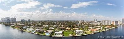 2017 S Ocean Dr UNIT PH10, Hallandale, FL 33009 - MLS#: A10347786