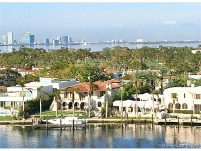 5660 Collins Ave UNIT #9D, Miami Beach, FL 33140 - MLS#: A10347833