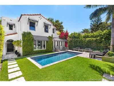 2729 N Bay Rd, Miami Beach, FL 33140 - MLS#: A10348031