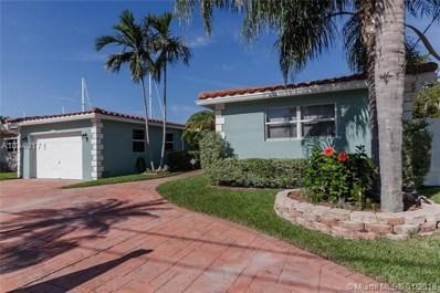 1109 Orange Isle, Fort Lauderdale, FL 33315 - MLS#: A10348171