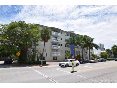1498 Jefferson Av UNIT 203, Miami Beach, FL 33139 - #: A10348340