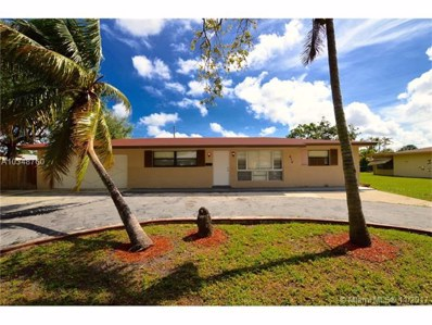 616 NW 46th Ave, Plantation, FL 33317 - MLS#: A10348760