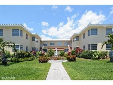 569 Bayshore Drive UNIT 5, Fort Lauderdale, FL 33304 - MLS#: A10348889