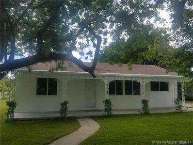 400 NE 110th Ter, Miami, FL 33161 - MLS#: A10349057