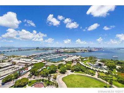 244 Biscayne Blvd UNIT 2203, Miami, FL 33132 - MLS#: A10349255