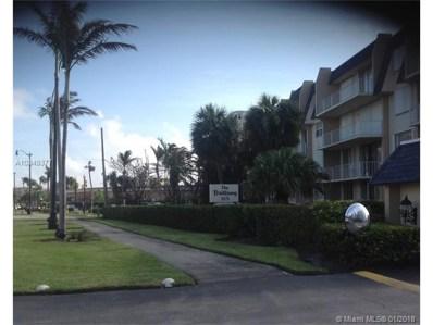 3575 S Ocean Blvd UNIT 109, South Palm Beach, FL 33480 - MLS#: A10349377
