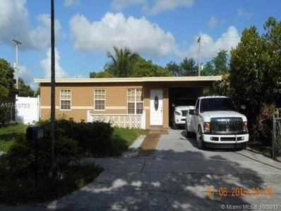 337 NW 29th Ter, Fort Lauderdale, FL 33311 - MLS#: A10349753