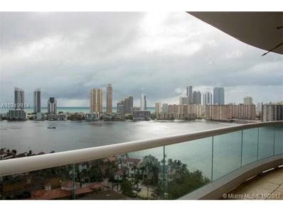 6000 Island Blvd UNIT 2002, Aventura, FL 33160 - MLS#: A10349814