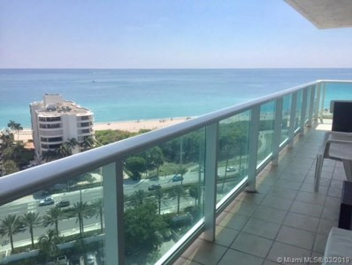 100 Bayview Dr UNIT 1715, Sunny Isles Beach, FL 33160 - MLS#: A10350097