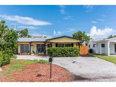 1711 NE 55th St, Fort Lauderdale, FL 33334 - MLS#: A10350195