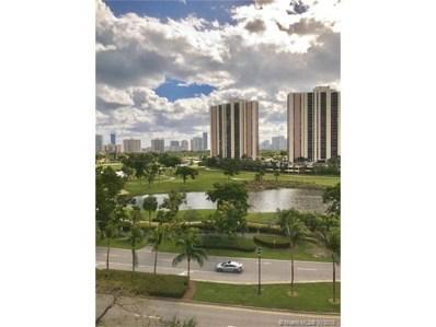 20500 W Country Club Dr UNIT 815, Aventura, FL 33180 - MLS#: A10350291