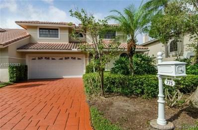 775 Villa Portofino Cir, Deerfield Beach, FL 33442 - MLS#: A10350383