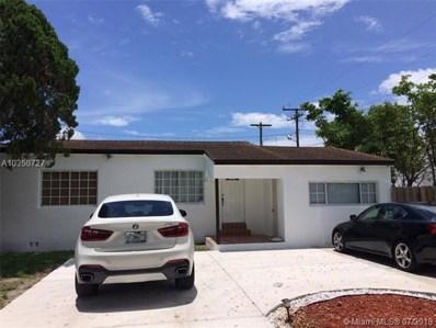 5840 SW 7th St, Miami, FL 33144 - MLS#: A10350727
