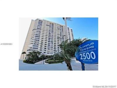 2500 Parkview Dr UNIT 1119, Hallandale, FL 33009 - MLS#: A10350889